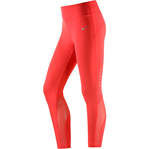 Nike Power Epic Lux Lauftights Damen rot
