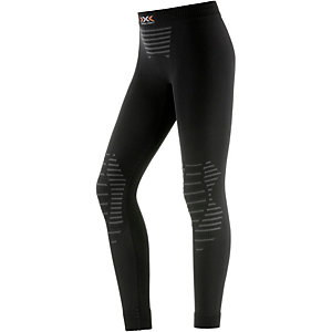 X-Bionic Tights Damen schwarz/anthrazit