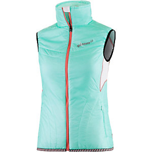 Qloom Vest Thermo Honey Outdoorweste Damen mint