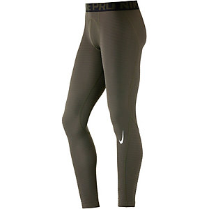 Nike Pro Warm Funktionsunterhose Herren bronze