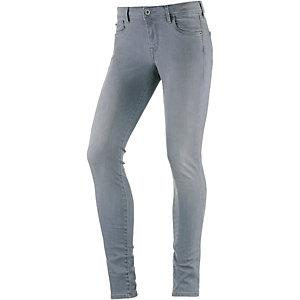 Pepe Jeans Lola Skinny Fit Jeans Damen grey denim