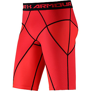 Under Armour HeatGear Armour Tights Herren rot