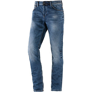 TOM TAILOR Aedan Slim Fit Jeans Herren dark denim
