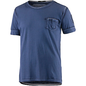 REPLAY T-Shirt Herren dunkelblau