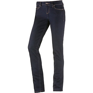 TOM TAILOR Skinny Fit Jeans Damen dark denim