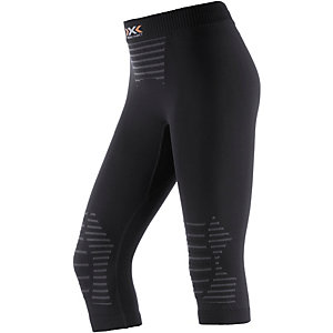 X-Bionic Invent Tights Damen schwarz/anthrazit