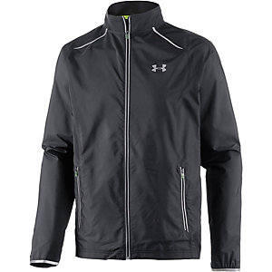 Under Armour STORM Laufjacke Herren schwarz
