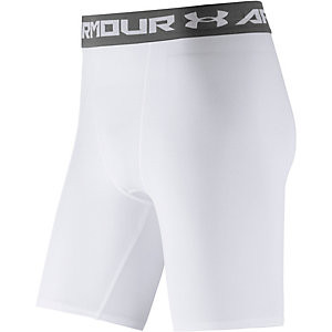 Under Armour Heatgear Armour Kompressionshose Herren weiß