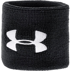 "Under Armour 3""Performance Wristband Schweißband Herren schwarz"