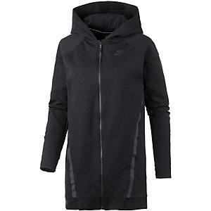 Nike Tech Fleece Longsweat Damen schwarz