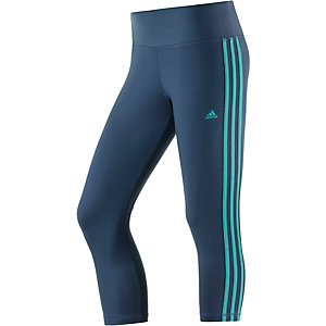adidas Tights Damen dunkelblau/türkis