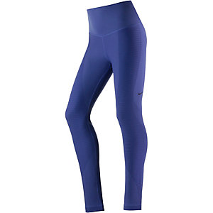 Nike Zoned Sculpt Tights Damen royal