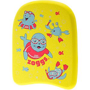 ZOGGS Mini-Kickboard Schwimmhilfe Kinder gelb