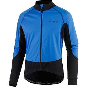 VAUDE warm Fahrradjacke Herren blau/schwarz