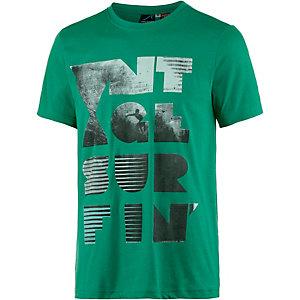 Maui Wowie Printshirt Herren grün