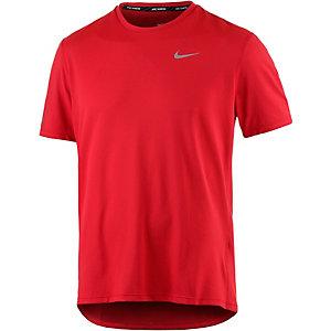 Nike Dri-Fit Contour Laufshirt Herren rot