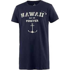 WLD Hawaii Forever Longshirt Herren navy