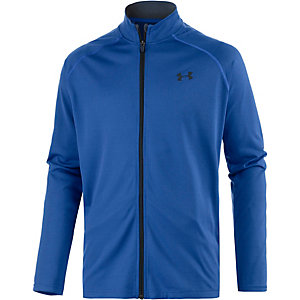 Under Armour HeatGear Tech Trainingsjacke Herren blau