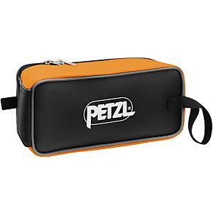 Petzl Fakir Steigeisentasche orange/schwarz