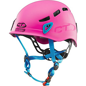 Climbing Technology Eclipse Kletterhelm Kinder pink