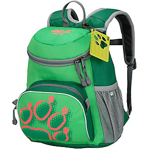 Jack Wolfskin Little Joe Daypack Kinder grün