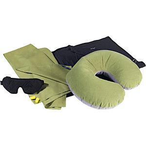 COCOON Ultralight Reisekissen grün/schwarz