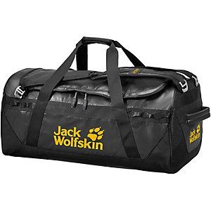 Jack Wolfskin Expedition Trunk 100 Reisetasche schwarz