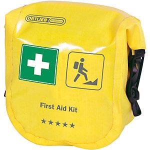 ORTLIEB First Aid Kit Safety Level High Trekking Erste Hilfe Set gelb