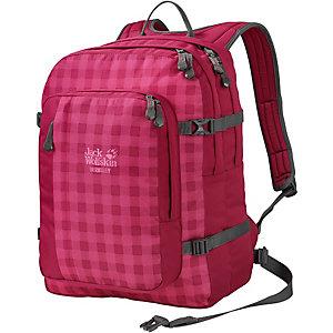 Jack Wolfskin Berkley Wanderrucksack pink
