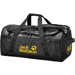 Jack Wolfskin Expedition Trunk 130 Reisetasche schwarz
