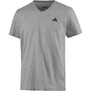 adidas Essential T-Shirt Herren grau