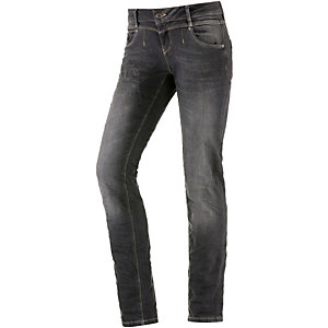 M.O.D Rea Straight Fit Jeans Damen black denim