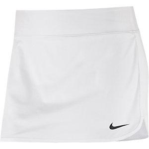 Nike Pure Tennisrock Damen weiß