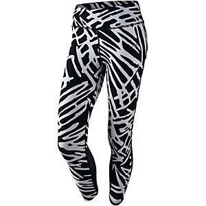 Nike Power Epic Lux Lauftights Damen schwarz/weiß