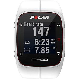 Polar M400 HR Tracker weiß