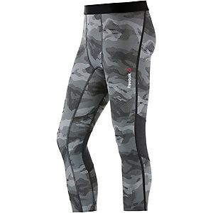 Reebok One Series Tights Herren grau