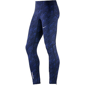 Nike Tech Elevate Lauftights Herren dunkelblau