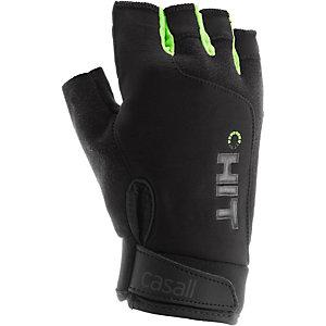 Casall Fitnesshandschuhe schwarz/grün