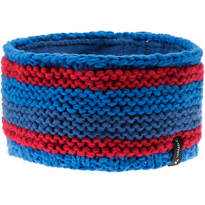 VAUDE Melbu III Stirnband blau/rot