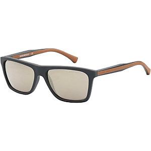 Armani 0EA4001 Sonnenbrille schwarz/braun