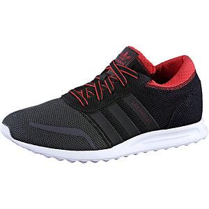 adidas Los Angeles Sneaker schwarz