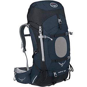 Osprey Aether 60 Trekkingrucksack dunkelblau