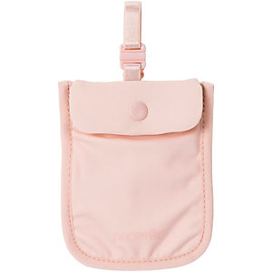 Pacsafe Coversafe S25 Brustbeutel Damen rose
