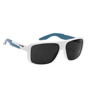 Arnette Glory Daze Sonnenbrille gloss white/grey