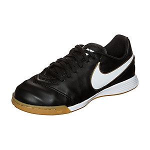 Nike Tiempo Legend Fußballschuhe Kinder schwarz / gold