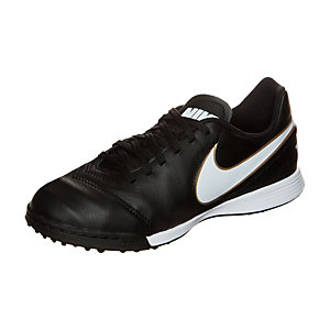 Nike Tiempo Legend VI Fußballschuhe Kinder schwarz / gold