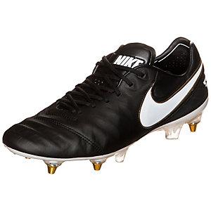 Nike Tiempo Legend VI Fußballschuhe Herren schwarz / gold