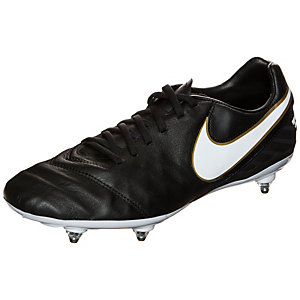 Nike Tiempo Mystic V Fußballschuhe Herren schwarz / gold