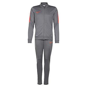 Nike Academy Sideline Trainingsanzug Herren dunkelgrau / orange