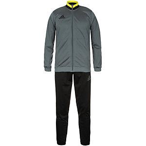 adidas Condivo 16 Trainingsanzug Herren grau / schwarz